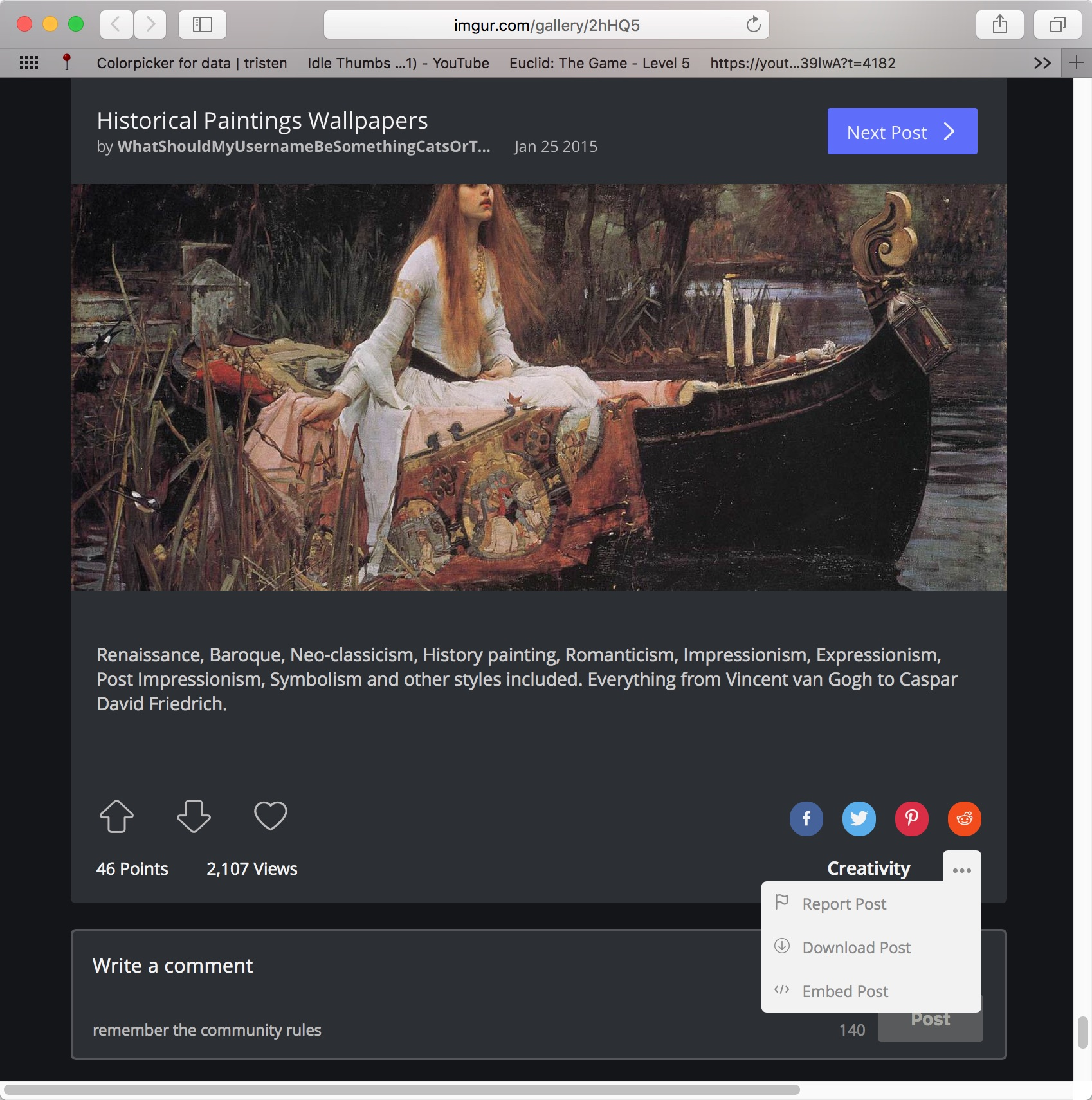 if youre interested in scouring some of the less savory parts of the web there are russian torrent sites featuring comprehensive collections of art from