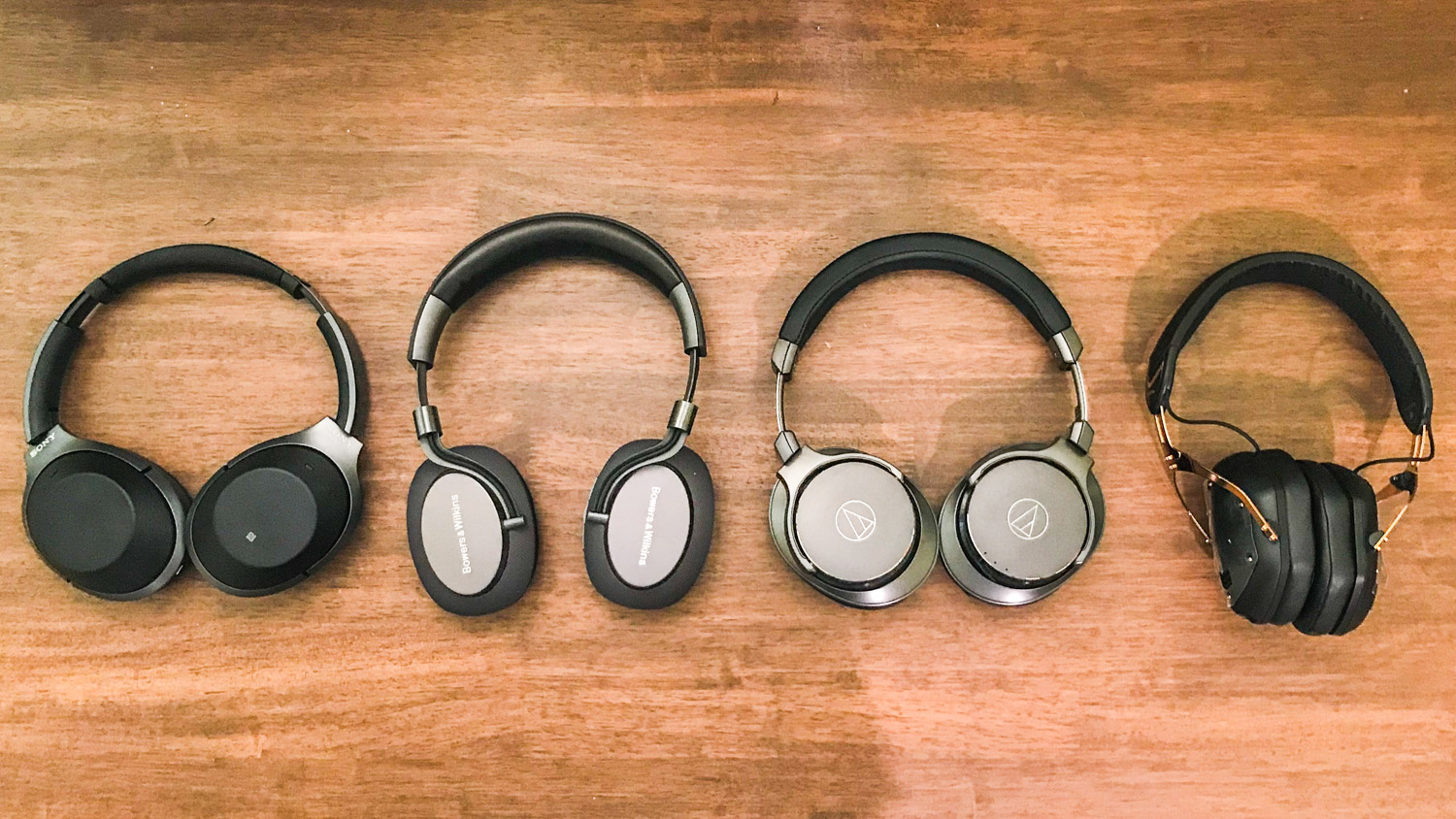 9f019b958d2 I am once again in the market for Bluetooth headphones. My last pair, the  first edition Sony MDR-1RBT, served me very well for the last four-and-a-half  ...