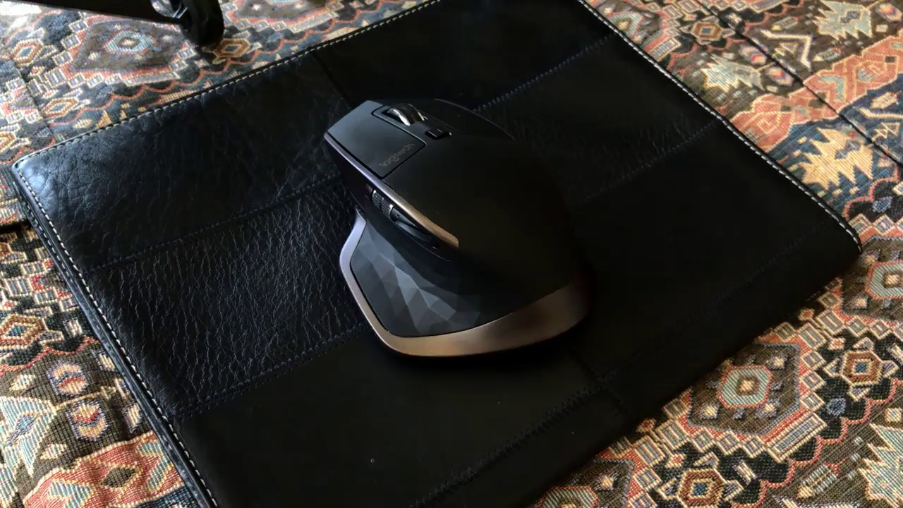 Almost) Winning the Wireless Mouse Game: Logitech MX Master